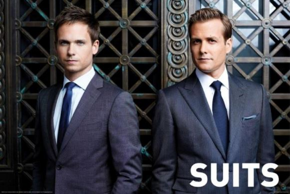 suits シーズン6 日本