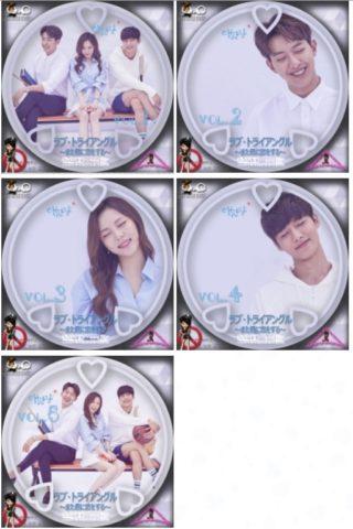 ラブトライアングル 韓国 dvd