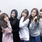 izoneFNS歌謡祭2018曲動画韓国・日本の反応
