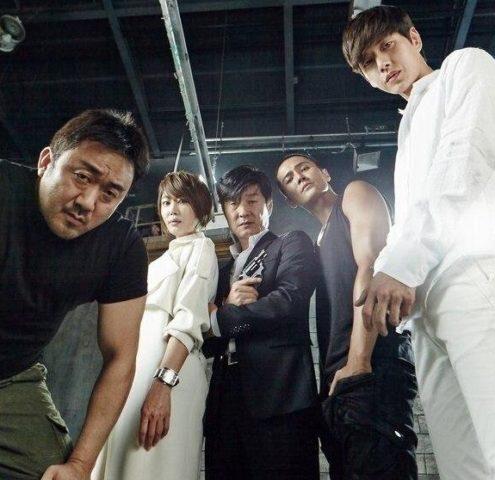 バッドガイズ 韓国ドラマ 動画